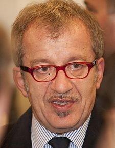 Roberto Maroni, ministro dell'Interno nel 2010